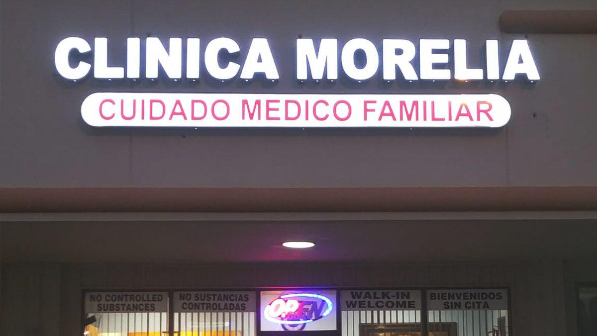 Clinica Morelia-Channelletters