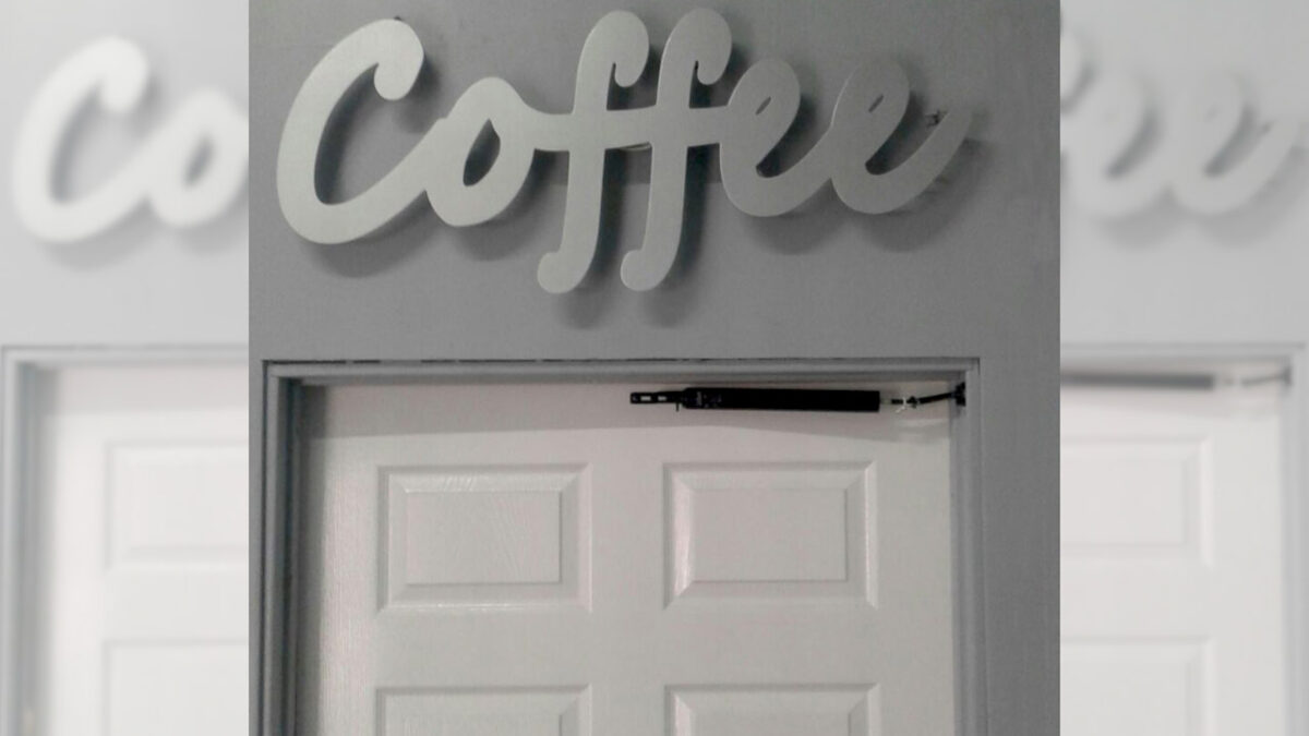 Coffee- indoor Sign